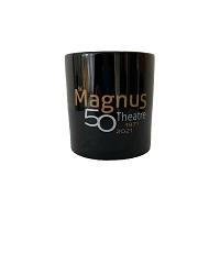 poster for Magnus Theatre Mug